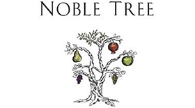 Noble Tree 2008 Merlot Label