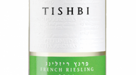 Tishbi French Riesling Label