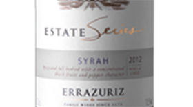 Syrah Estate Label
