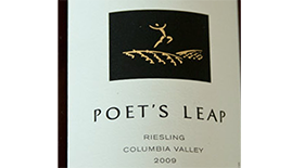 Poet's Leap Label