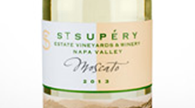 Estate Moscato Napa Valley Label