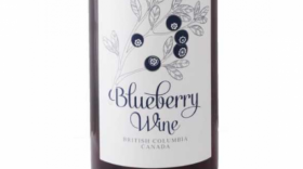 Monte Creek Ranch Winery Blueberries | Red Wine