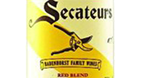 Secateurs Red Blend 2012 | Red Wine