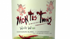 Montes 2016 Twins White Blend | White Wine