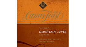 Mountain Cuvee Label