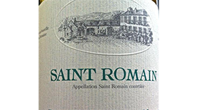 Saint Romain | Red Wine
