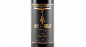 Deep Roots Winery 2016 Malbec | Red Wine