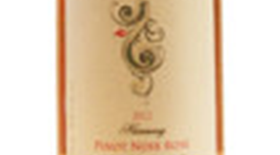 Beaumont Harmony Pinot Noir Rose Label