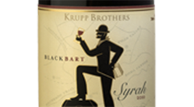 Krupp Brothers Black Bart Syrah, Stagecoach Vineyard | Red Wine