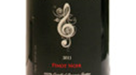 Beaumont Family Estate Winery 2011 Pinot Noir Label