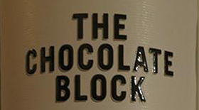 The Chocolate Block Label