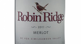 Robin Ridge Winery 2011 Merlot | Red Wine