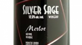 Silver Sage Winery 2013 Merlot | Red Wine