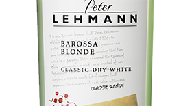 Barossa Blonde Label