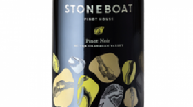 Stoneboat Vineyards & Pinot House 2015 Pinot Noir | Red Wine