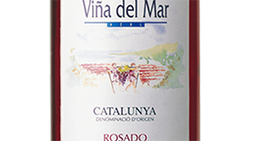 Viña Del Mar 2013 Rosado Catalonia Label