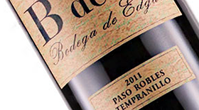 Bodega de Edgar 2011 Tempranillo | Red Wine