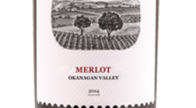 Bordertown Vineyards & Estate Winery 2014 Merlot | Red Wine