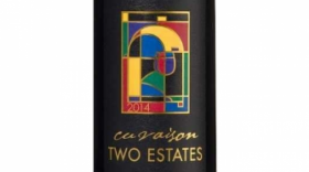 Cuvaison 2014 Red Wine, Two Estates Label