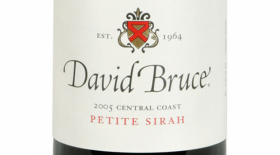 David Bruce Petite Sirah | Red Wine