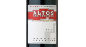 Malbec Terroir Label