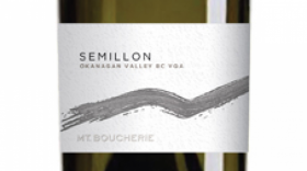 Mt. Boucherie Winery 2017 Semillon | White Wine