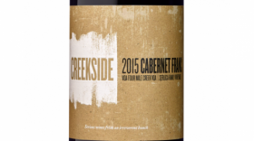 Creekside Estate Winery 2015 Cabernet Franc | Red Wine