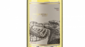 Indigenous World Winery 2016 Viognier Label