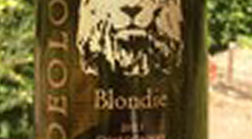 Ideology Blondie | White Wine