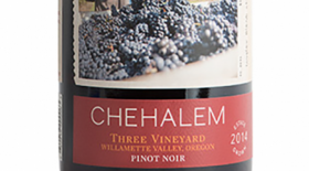 Chehalem Three Vineyard 2014 Pinot Noir