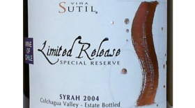Limited Release Special Reserve Label