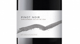 Mt. Boucherie Winery 2016 Pinot Noir | Red Wine