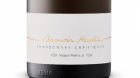 Norman Hardie County Chardonnay 2015 Label