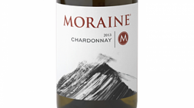 Moraine Estate Winery 2016 Chardonnay Label
