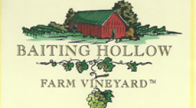 Baiting Hollow Farm Vineyard 2013 Riesling Label
