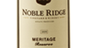 Noble Ridge Meritage Reserve 2010 | Red Wine
