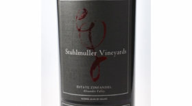 Stuhlmuller Vineyards Zinfandel 2015 Label