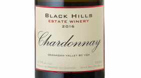 Black Hills Estate Winery 2016 Chardonnay | White Wine