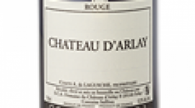 Chateau d'Arlay Cote du Jura Rouge 2009 | Red Wine