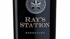 Ray's Station 2014 Cabernet Sauvignon Label
