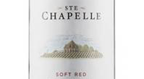 Ste. Chapelle Chateau Series Soft Red Label