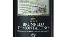 Brunello di Montalcino Label