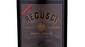 Regusci Cabernet Sauvignon Angelo's Vineyard Stags Leap District | Red Wine