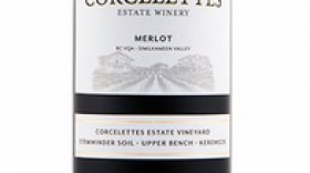 Corcelettes Estate Winery 2015 Merlot | Red Wine