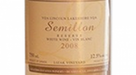 Legends Estates Winery 2008 Semillon Reserve | White Wine