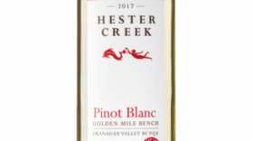 Hester Creek Estate Winery 2017 Pinot Blanc | White Wine