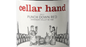 Cellar Hand Punch Down Red Label