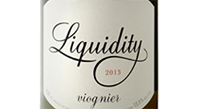 Liquidity 2013 Viognier Label