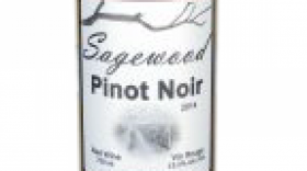 Sagewood Estate Winery 2014 Pinot Noir | Red Wine