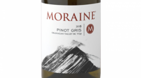 Moraine Estate Winery 2017 Pinot Gris (Grigio) | White Wine